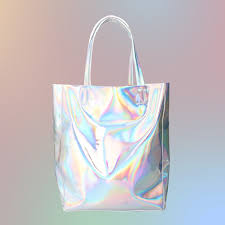 holographic bags magic holographic tote bag jones a online shop based in