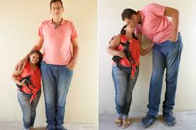 8 feet in inches joelison fernandes da silva is 7 feet 8 inches tall and he s in love