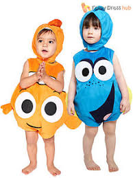 baby toddler disney finding nemo dory fancy dress costume kids