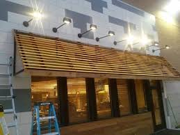 Wooden Window Awnings Awnings Installation U0026 Services In Fort Worth Tx King Awnings Texas