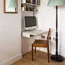Computer Desk With Shelves Above Desk Compact Computer Desk For Small Spaces Office Computer