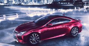 lexus coupe 2014 2014 lexus rc coupe revealed slashgear