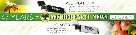 Earth Contact Home Plans Mother Earth News Homepage