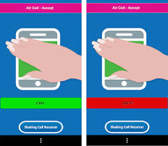 air call accept apk air call receiver apk version 1 0 onaircall