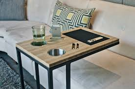 Tv Table Ideas Home Design Ideas Small Table That Slides Under Couch Computer