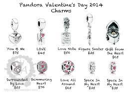 s day charm bracelet pandora charms pandora valentines day 2014 charms pandora