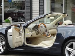 2005 mercedes benz sl500 roadster copley motorcars