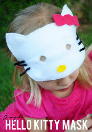 Hello Kitty Halloween Costumes by Simple Hello Kitty Costume Reasons To Skip The Housework