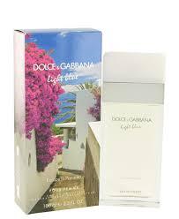 dolce and gabbana light blue for women d g dolce gabbana light blue escape to panarea pour femme edt for