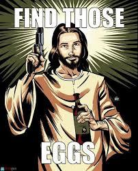 Christian Easter Memes - memes the happy hammer