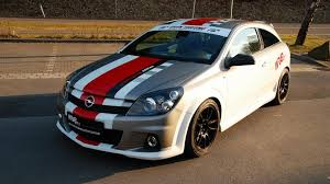 opel christmas opel astra h opc nurburgring edition modified by wrap works