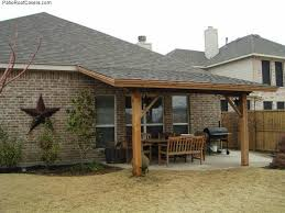 Flat Roof Pergola Plans by Best 25 Patio Roof Ideas On Pinterest Outdoor Pergola Backyard