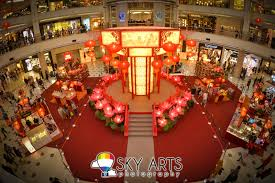 Chinese New Year Home Decor by Petronas Klcc Twin Towers Cny Decoration 2013 The Lantern Tian
