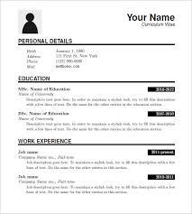College Resume Templates Free Job Resume Samples Download Buenaweb Co