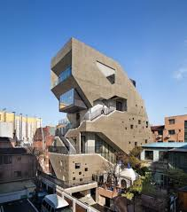 building design gallery of interrobang sae min oh by min 1