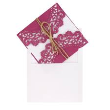pink invitation card online get cheap classic invitation cards aliexpress com