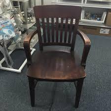 Milwaukee Chair Company Hale Desk Chair Antique Appraisal Instappraisal
