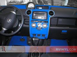 scion cube purple scion xb 2004 2006 dash kits diy dash trim kit