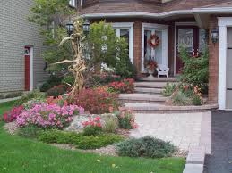 Home Garden Design Videos by Front Landscaping Ideas Design For Colonial Home Home Design By John