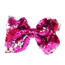 pink hair bow jojo siwa large popstar pink hair bow s