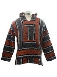 baja sweater mens vintage hippie jackets at rustyzipper com vintage clothing