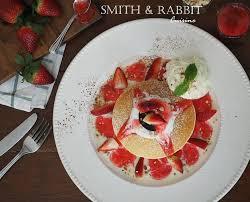 smith cuisine พ กเบรคยามบ าย ด วย smith rabbit cuisine