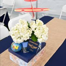 Boy Baby Shower Centerpieces Ideas by Get 20 Airplane Baby Shower Ideas On Pinterest Without Signing Up