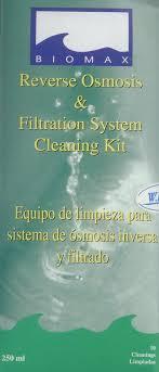 biomax water cooler cleaning kit polar bear health water