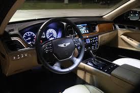hyundai genesis hyundai genesis interior hd design automobile