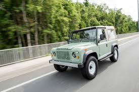 light green range rover defender showroom land rover defender for sale in us