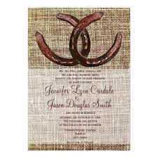 Rustic Wedding Invitations Cheap Best 50 Rustic Horseshoe Wedding Invitations Stunning Collection