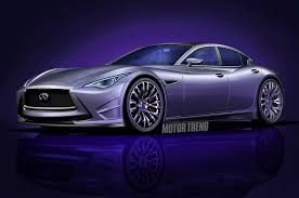 2020 infiniti qx60 hybrid infiniti plans 700 hp twin turbo hybrid flagship sedan motor trend