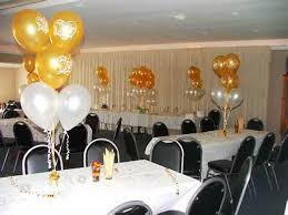 50th anniversary party ideas wedding decoration ideas balloon 50th wedding anniversary