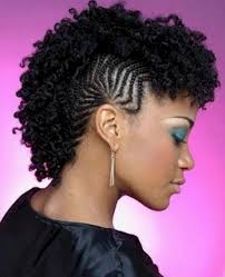 cute braided hairstyles for black women 2017 with braided