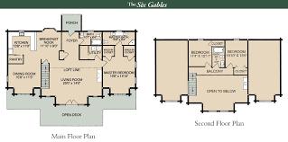 100 1 bedroom log cabin floor plans 2 story luxihome
