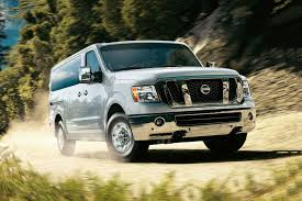 nissan nvp 4x4 2017 nissan nv passenger review u0026 ratings edmunds