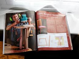 Fine Woodworking Magazine Reviews by Re Easy Angled Tenons Article In Fine Woodworking Paul Sellers U0027 Blog