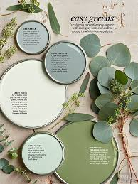Trending Paint Colors For Kitchens by Paint Palettes Color Stories Decorating And Gardens