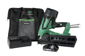 Battery Roofing Nailer by Hitachi Nr1890dr 18v Cordless Brushless 3 1 2