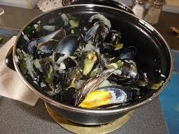 cuisiner des moules au vin blanc une excellente recette de moules marinières au thermomix de