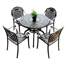 Outdoor Furniture Balcony by Compare Prices On Metal Garden Chair Online Shopping Buy Low