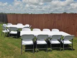 tables chairs rental tables and chairs rental of buda home