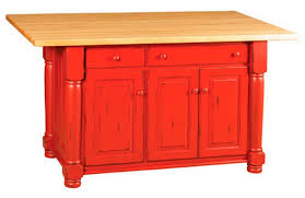 amish roseburg island with two drawers and two doors amish turned leg kitchen island with three cabinets and two drawers