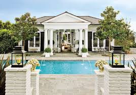 16 pool houses we want to move into