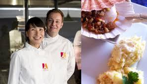 cuisine central montpellier เชฟชาวเอเช ยท น าจ บตามองจาก ม ชล น ไกด ฉบ บประเทศฝร งเศส ประจำ