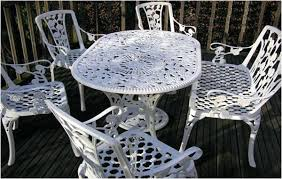 Outdoor Furniture Toronto by White Cast Iron Patio Furniture Cast Iron Outdoor Furniture Cast
