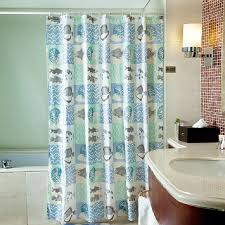 Shower Curtain Sale Sea Fish Fun Shower Curtain For Bathroom Buy Blue Waterproof