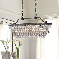 lowes dining room lights chandeliers design wonderful amusing black and crystal