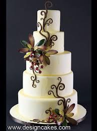 An Elegant Autumn Celebration Cake Wedding Perfect Pinterest