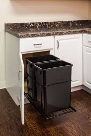 shop pull out trash cans at lowes com 0907130 ooferto